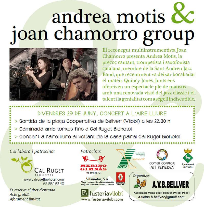 Andrea Motis & Joan Chamorro